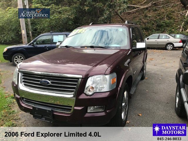 2006 Ford Explorer Limited 4.0L
