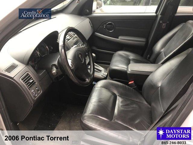 2006 Pontiac Torrent Suv Daystar Motors 2865 Rt 9w Saugerties Ny
