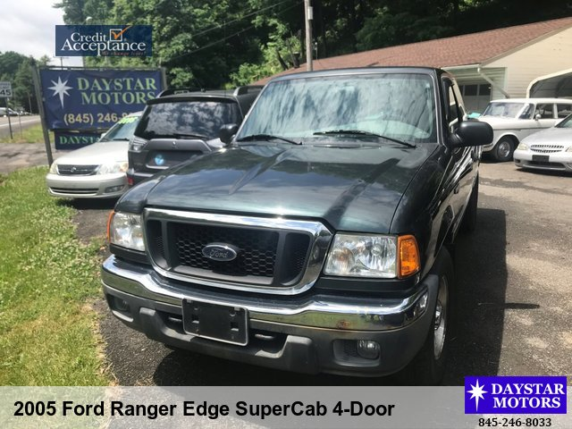 2005 Ford Ranger Edge SuperCab 4-Door