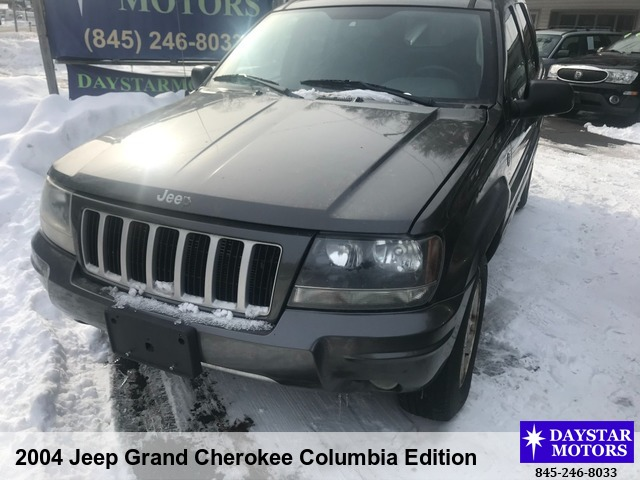 2004 Jeep Grand Cherokee Columbia Edition