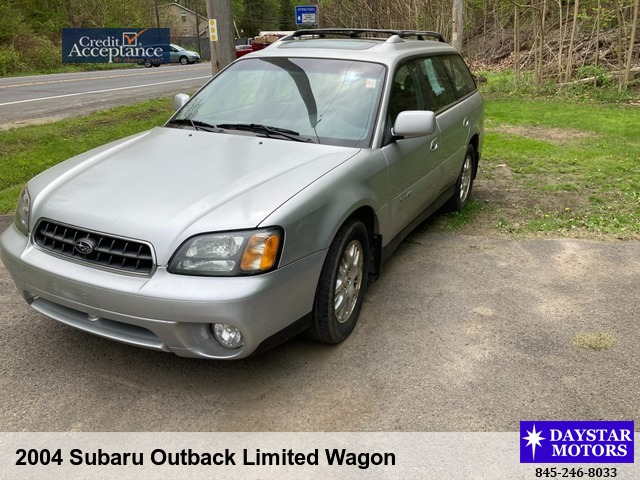 2004 Subaru Outback Limited Wagon